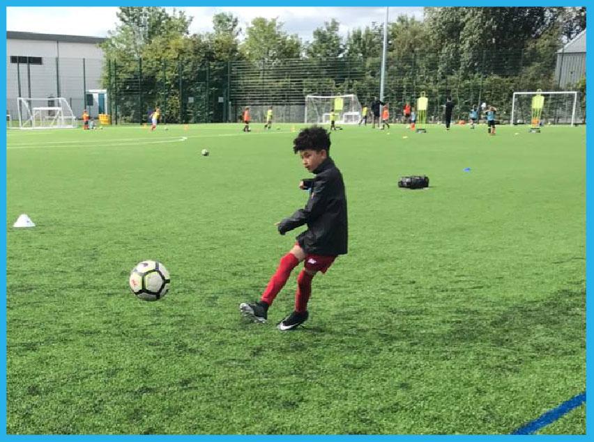 Newcastle Elite Academy 1 to 1 Football Coaching