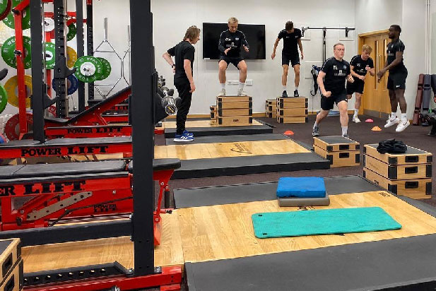 NEA Football Education Programme Northumbria University Sport