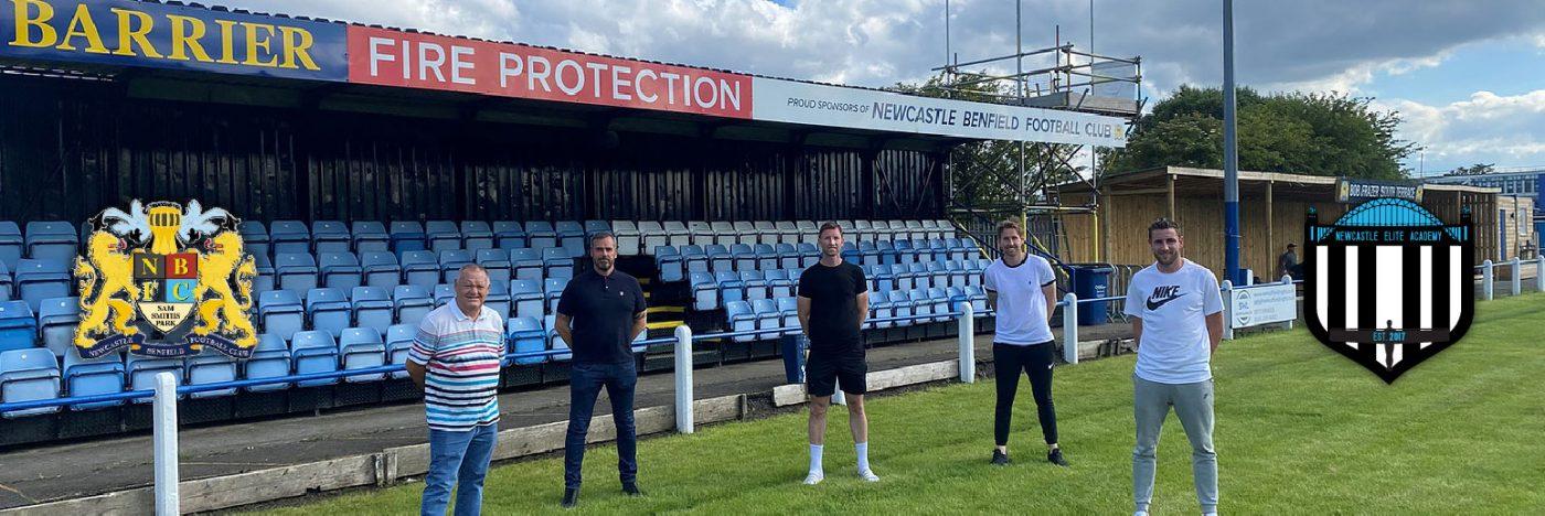 Newcaslte Elite Academy Benfield FC