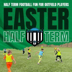 Newcastle Elite Academy Football Coaching Easter Half Term