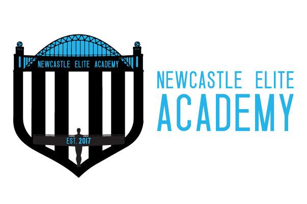 Newcaslt Elite-Football-Coaching-Logo